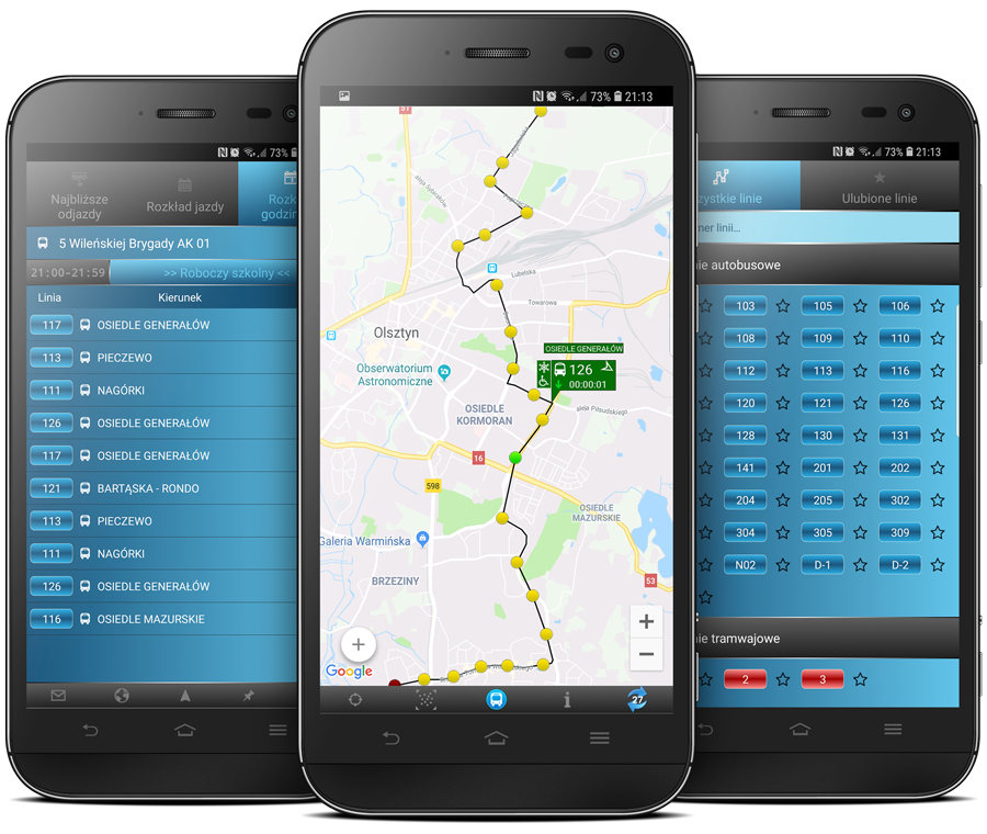 Aplikacja myBus już dostępna w Łowiczu!